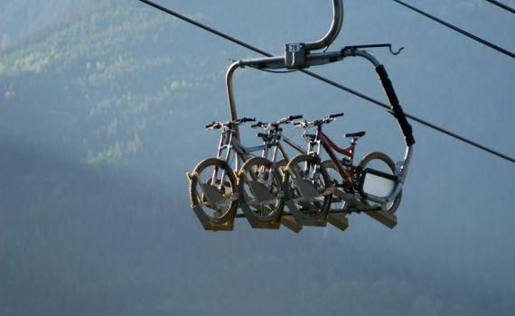 Держатели велосипедов для кресел